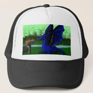 Beware, Dragons Trucker Hat