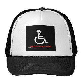 Beware Mesh Hats