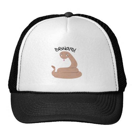 Beware Trucker Hat