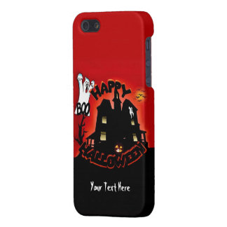Beware! Haunted House - Enter at Your Own Risk! iPhone 5/5S Cases