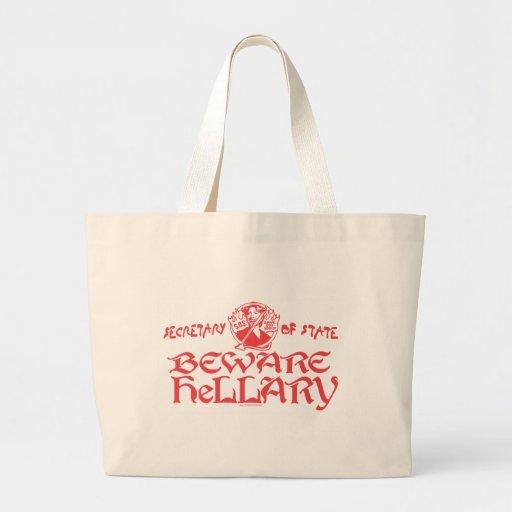 Beware Hillary SOS Gear Bags