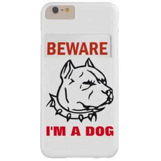 Beware, iPhone / iPad case