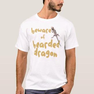 Beware of Bearded Dragon T-Shirt