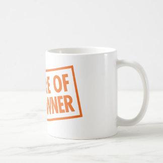 Beware of Gun Owner Coffee Mug