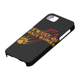 Beware of honey badger iPhone 5 case