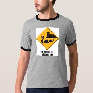 Beware Of Loch Ness Monster T-Shirt