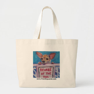 Beware of the Dog • WOOF!  • TOTE