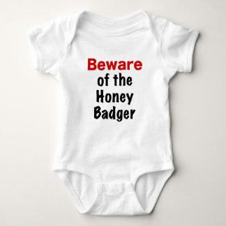 Beware of the Honey Badger T-shirt