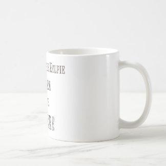 Beware of the Owner Coffee Mug