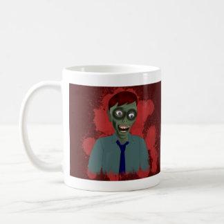 Beware of Valentine Zombies Mug
