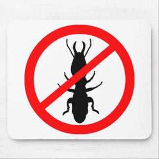 Beware Termites Mouse Pad