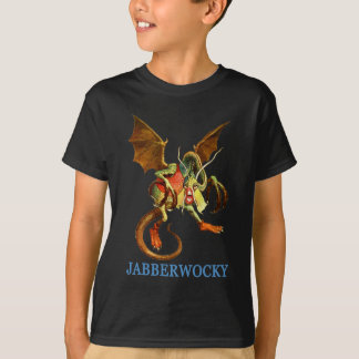 BEWARE THE DREADED JABBERWOCKY T-Shirt