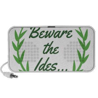 Beware The Ides Speakers