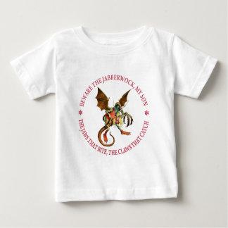 BEWARE THE JABBERWOCK, MY SON BABY T-Shirt