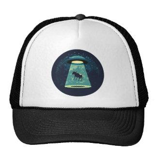 Beware UFO Cap