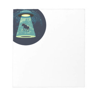 Beware UFO Notepad