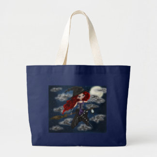 Bewitched large tote