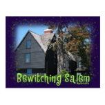 Bewitching Salem Postcard