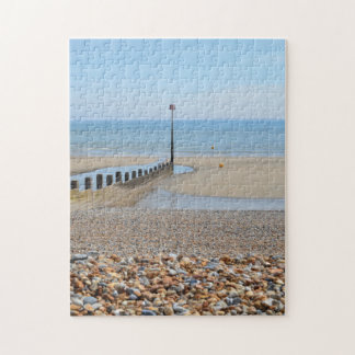 Bexhill On Sea Low Tide Jigsaw Puzzle