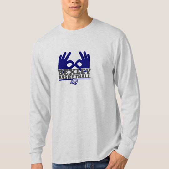Bexley Basketball 3 Point T-Shirt