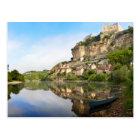 Beynac-et-Cazenac and Dordogne river postcard
