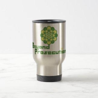 Beyond Prosecution Stainless Steel Travel Mug