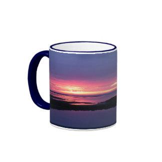 """""""Beyond the horizon, the sun"""" Mug"""
