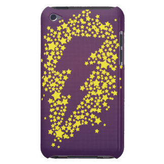 Beyond the stars Lightning Colored iPod Touch Covers