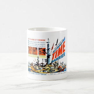 Beyond the Time Barrier Basic White Mug