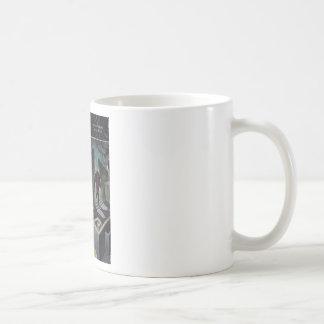 Beyond v01 n06 (1954-05.Galaxy)_Pulp Art Basic White Mug
