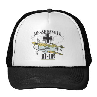 bf-109 e trucker hats