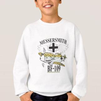 bf-109 e sweatshirt