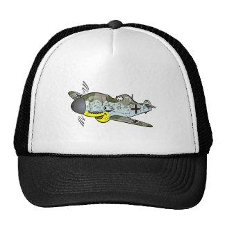 bf-109 mesh hat