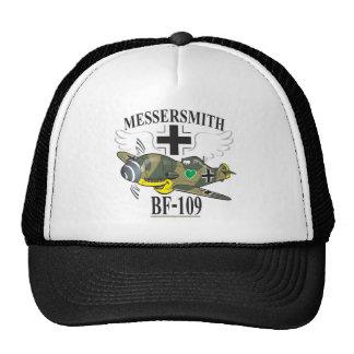 bf-109 mesh hats