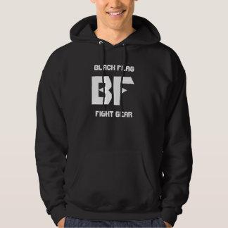 BF, Black Flag, FIGHT GEAR Hoodie
