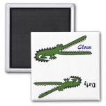 BF- Crocodile Dishwasher Magnet