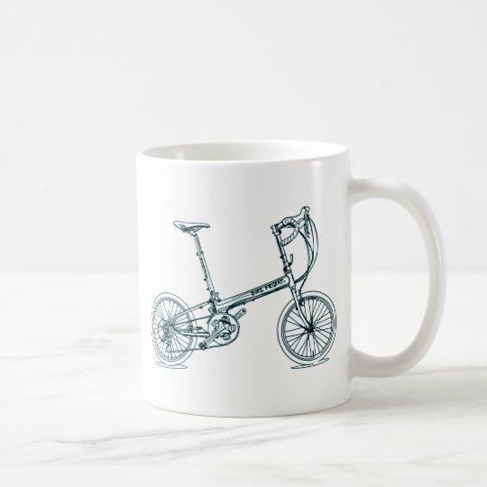 BF Pocket Rocket Coffee Mug