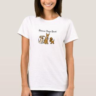 BF- Rescue Dogs cartoon shirt