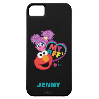 BFF Abby and Elmo | Add Your Name iPhone 5 Cover