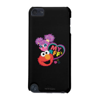 BFF Abby and Elmo iPod Touch 5G Covers
