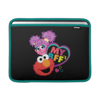 BFF Abby and Elmo MacBook Sleeve