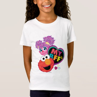 BFF Abby and Elmo T-Shirt