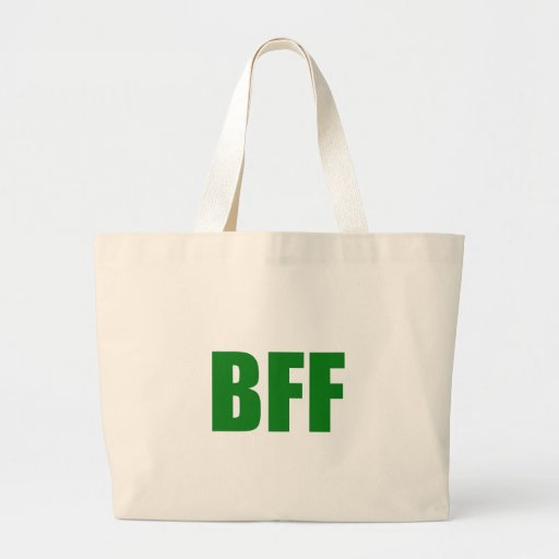 BFF CANVAS BAG