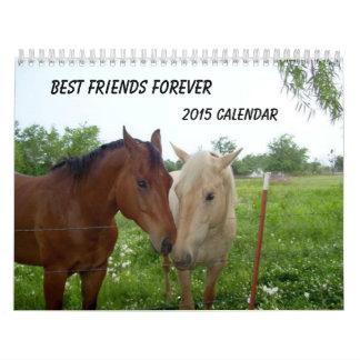 BFF-Best Friends Forever - 2015 Calendar