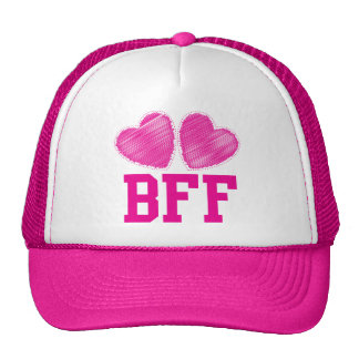 BFF Best friends forever !!! awesome! Trucker Hat