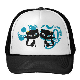 BFF(BEST FRIENDS FOREVER) CAP
