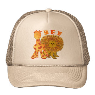 BFF Best Friends Forever Trucker Hat
