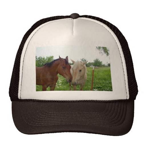 BFF Best Friends Forever - Horses Hat