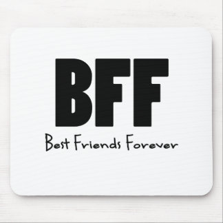 BFF Best Friends Forever Mouse Mat