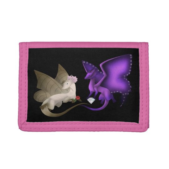 BFF Butterfly Dragon Wallet